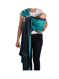 Sling cu inele wrap conversion Turqualicios Butterfly